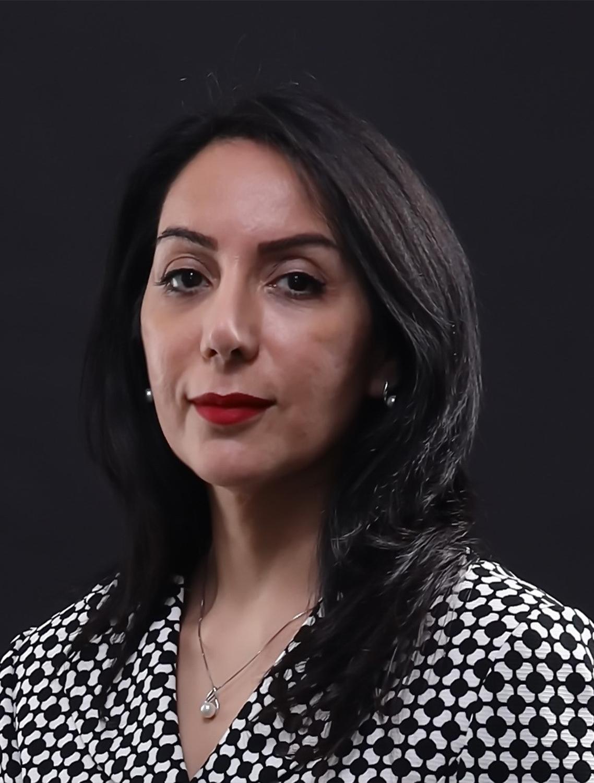 Dr. Gelareh Abooali